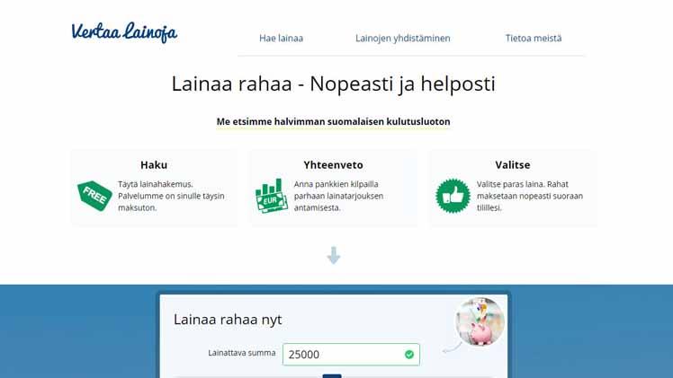 www ilmainen laina fi